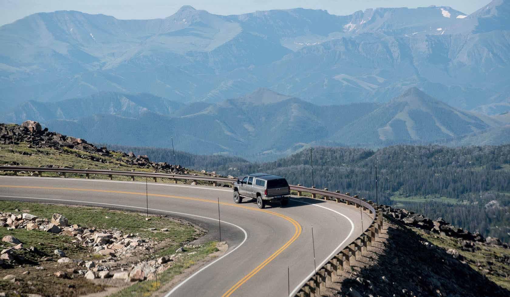 Beartooth All-American Road profile image