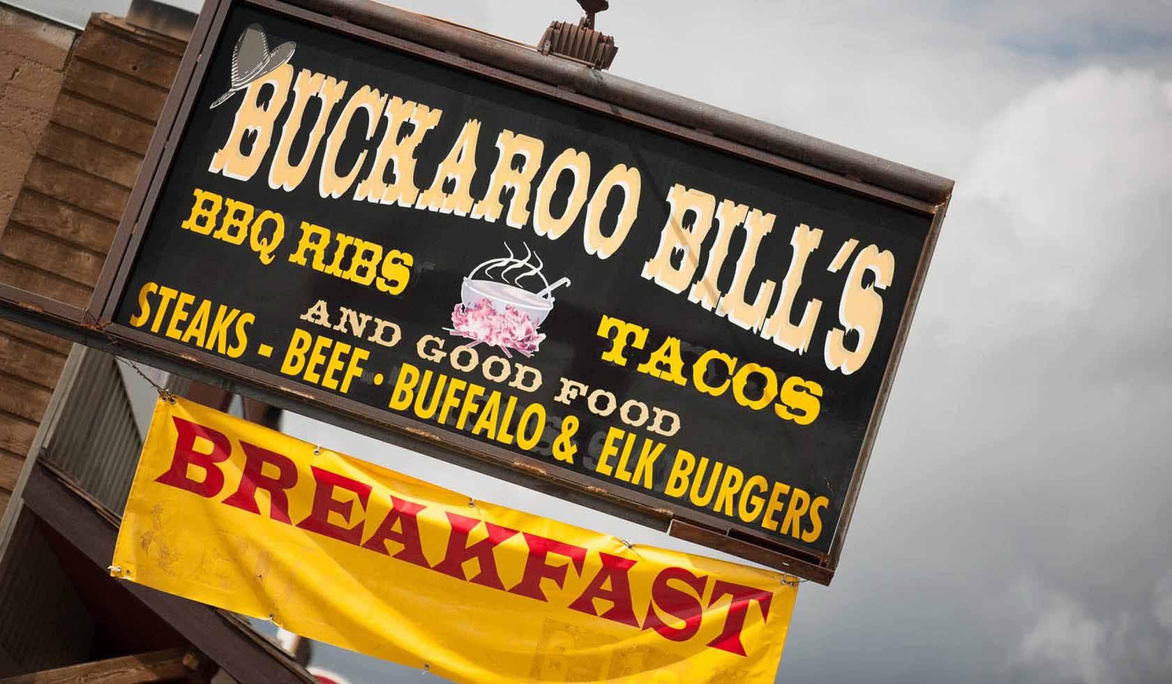 Buckaroo Bill BBQ Grill & Ice Cream Parlor profile image