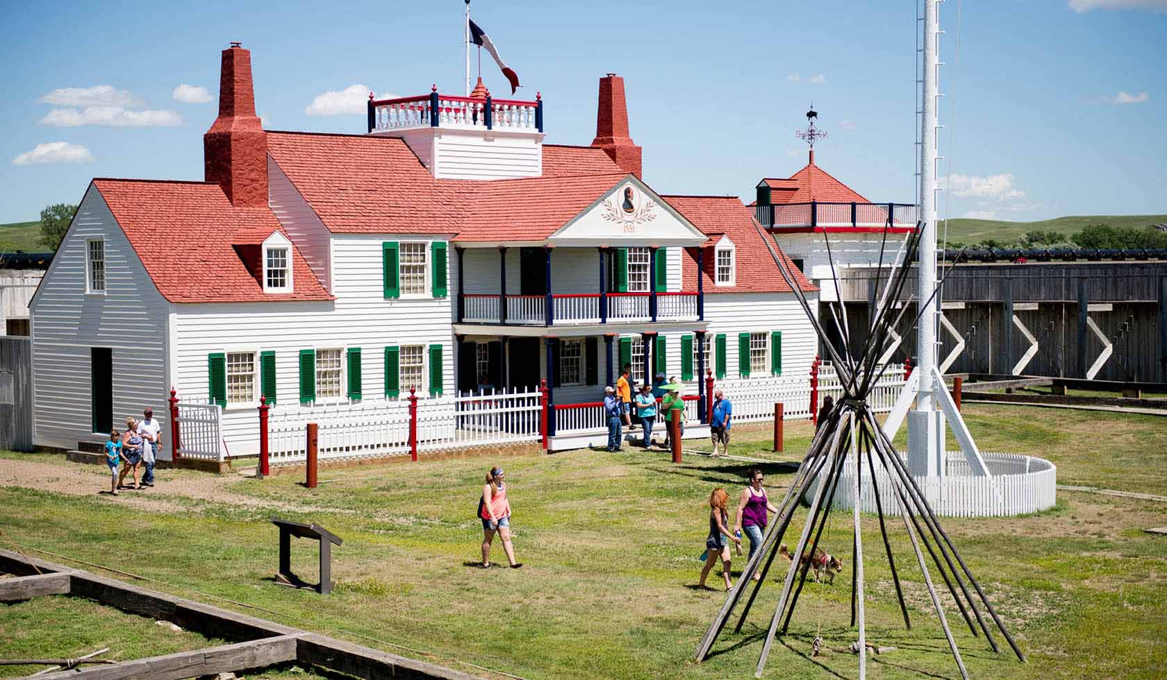 Fort Union Trading Post National Historic Site | Missouri River Country