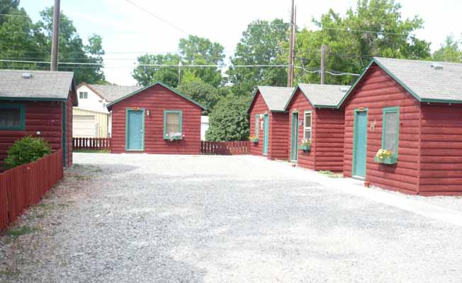 Riverside Guest Cabins profile image
