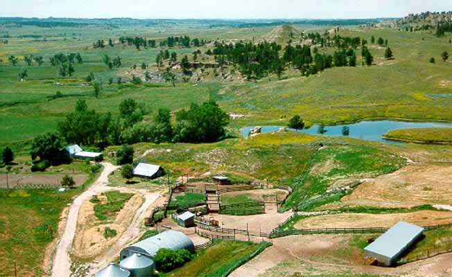 IOU Ranch | Missouri River Country