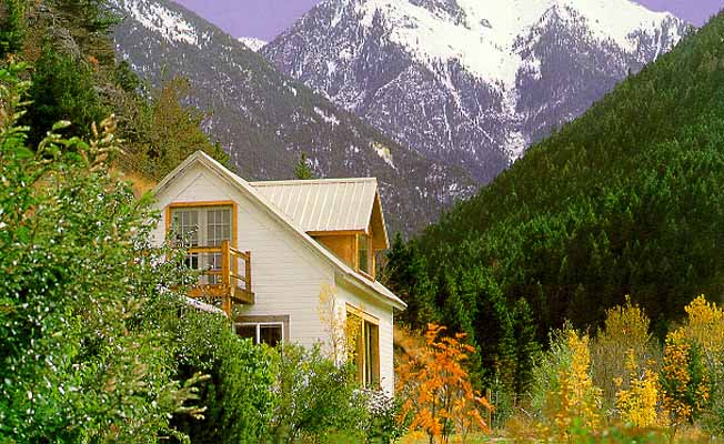 Emigrant Creek Cabin profile image
