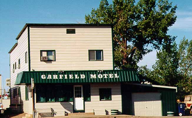 Garfield Hotel & Motel | Missouri River Country