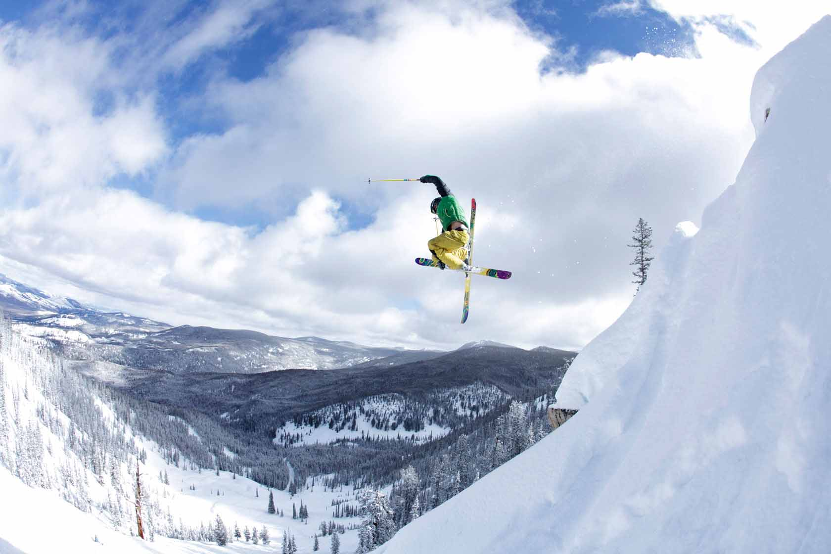 places to go | ski areas & resorts
