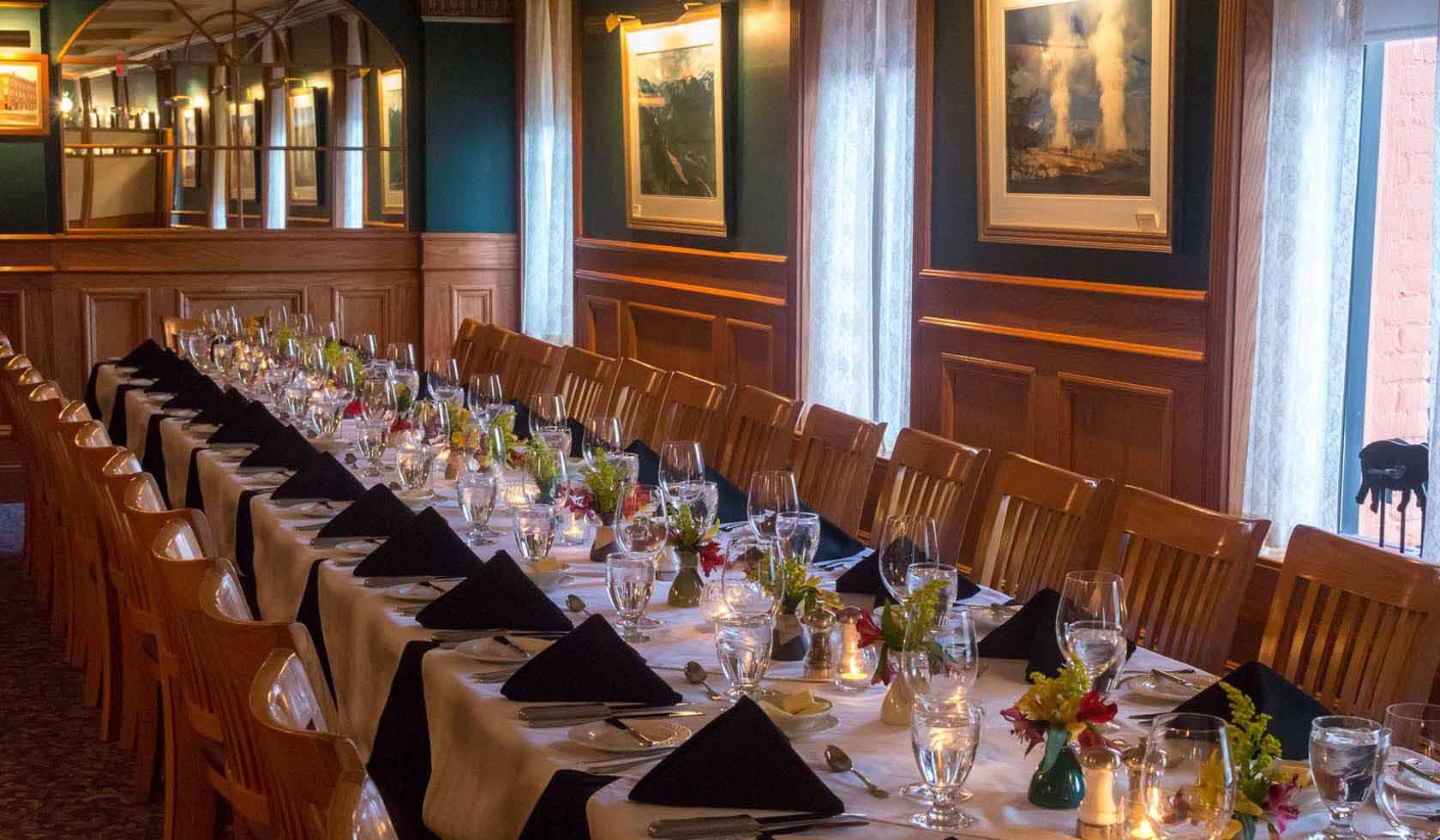 The Pollard Dining Room profile image