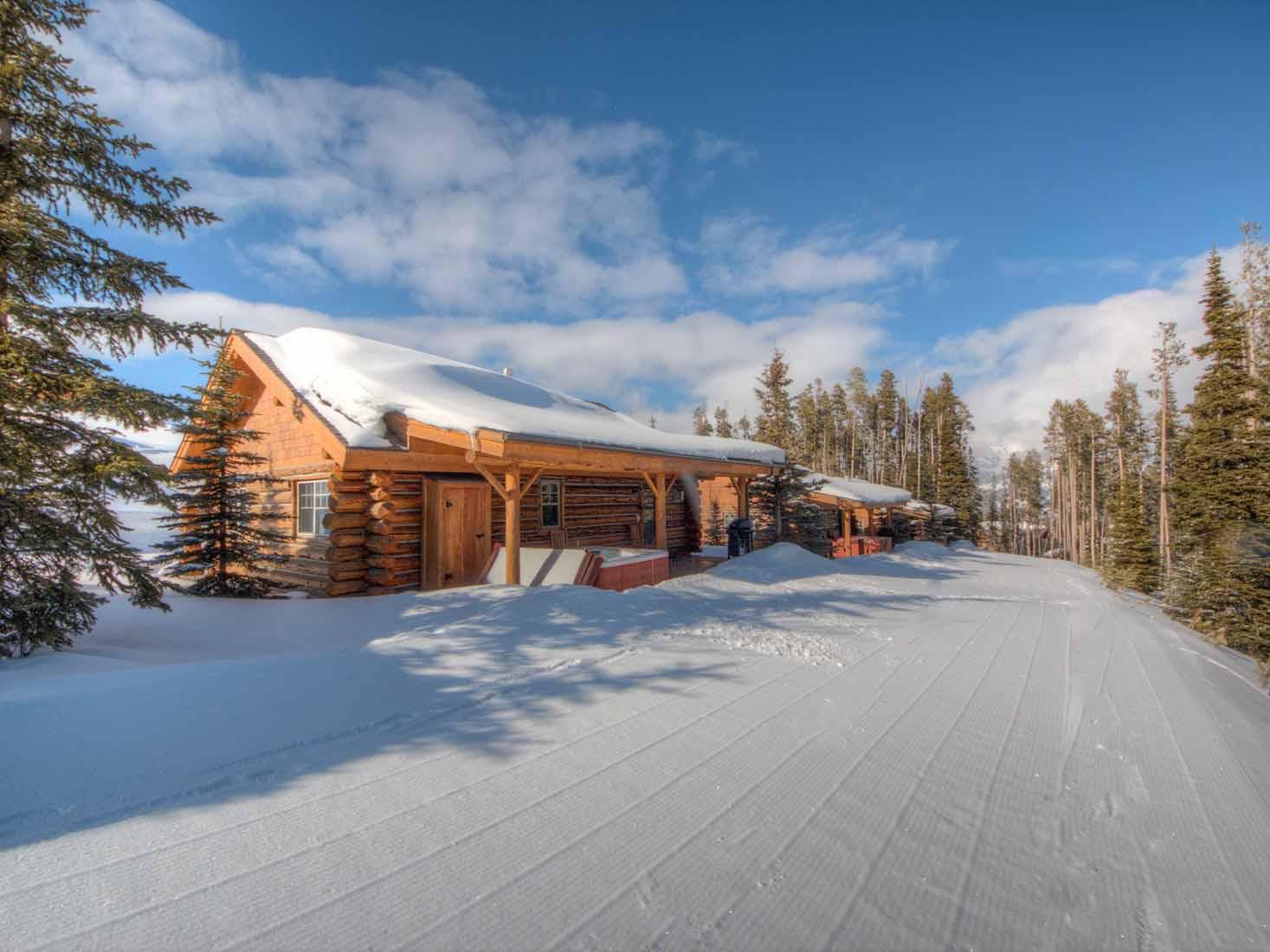 Cowboy Heaven Cabin 7 Rustic Ridge profile image