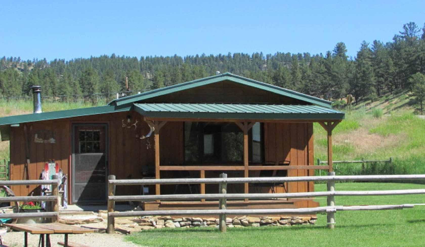 Fishtail Creek Cabin profile image