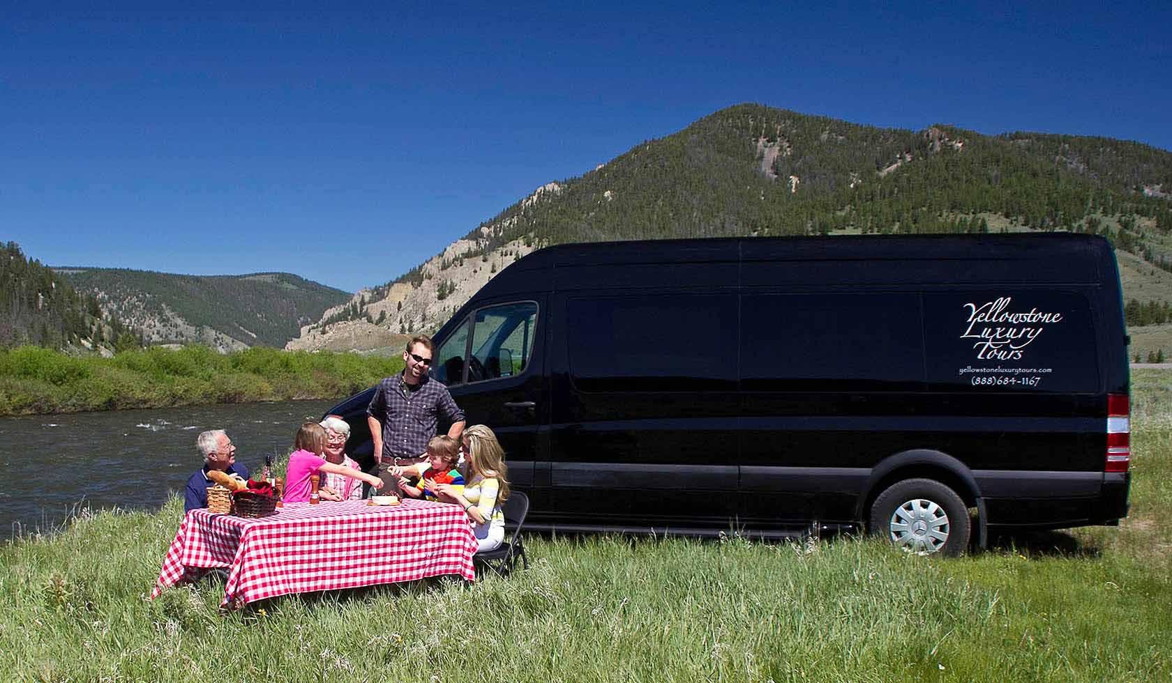 Yellowstone Luxury Tours profile image