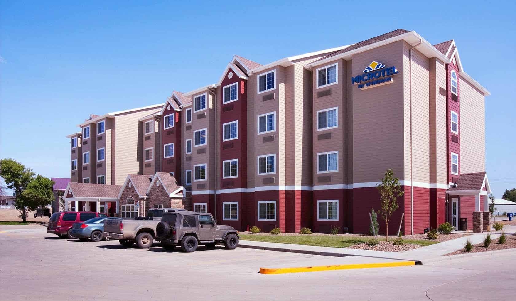 Microtel Inn & Suites | Missouri River Country