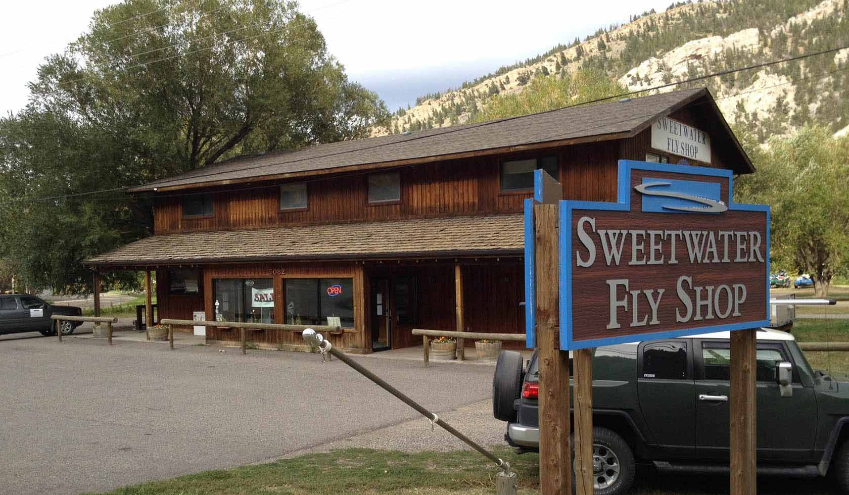 Sweetwater Fly Shop profile image