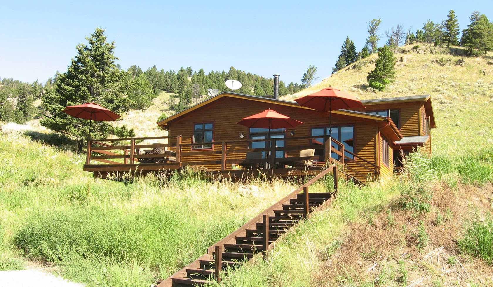 Bangtail Cabin profile image