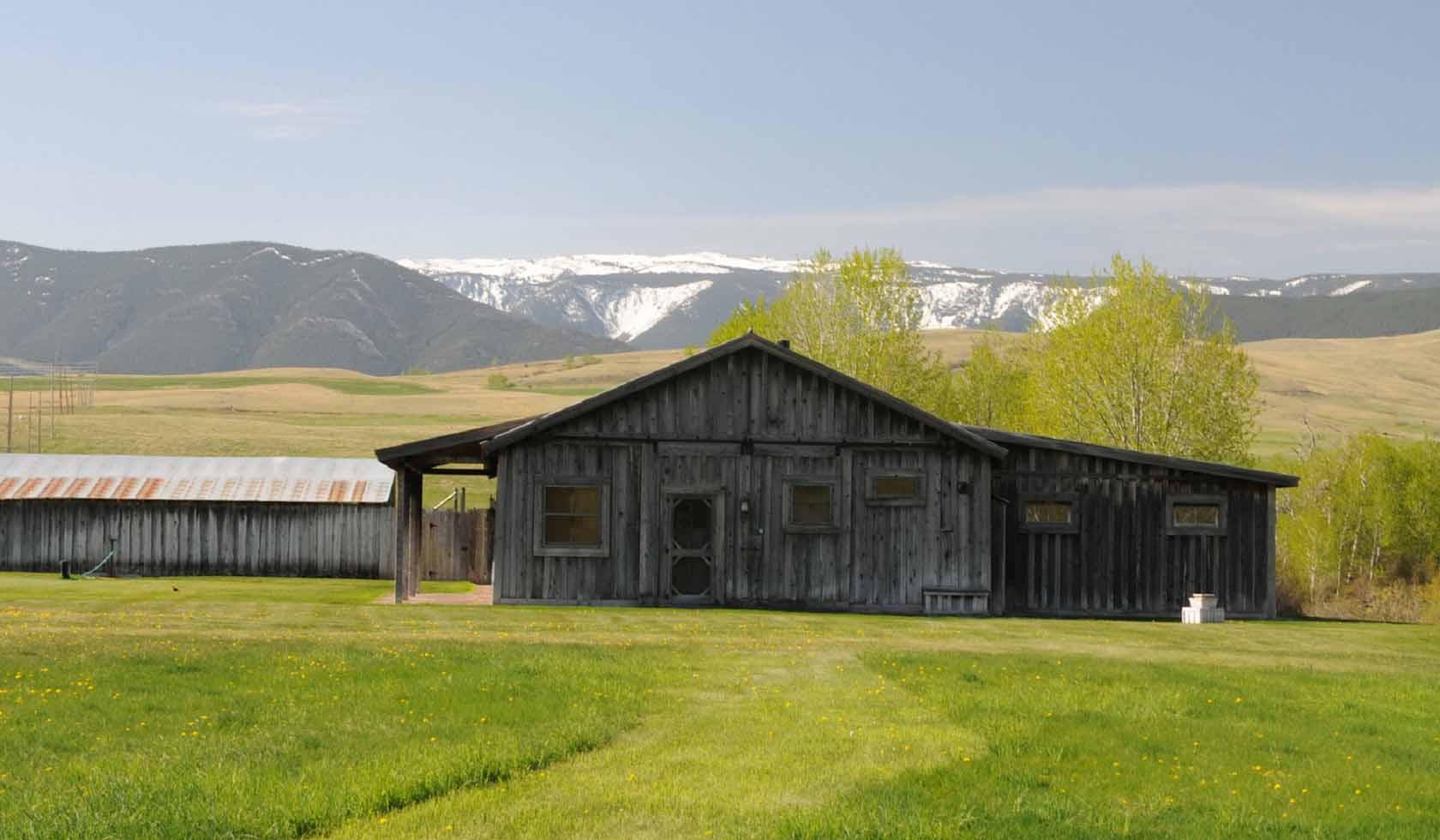 Boulder River Barn profile image