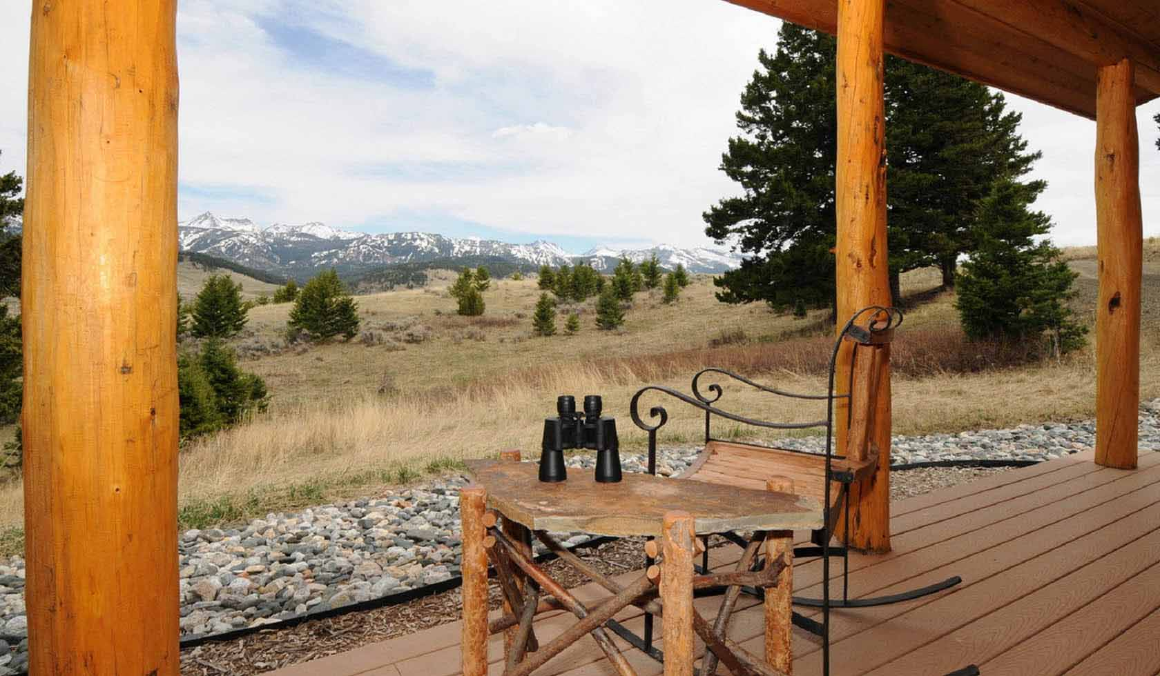 Crazy Mountain Cabin profile image