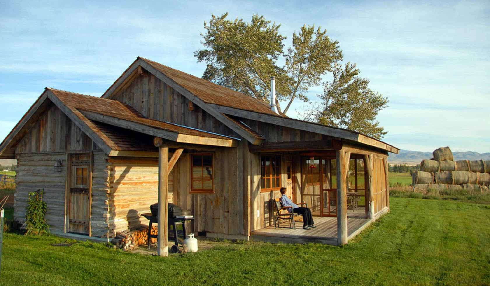 Twin Bridges Fishing Cabin profile image