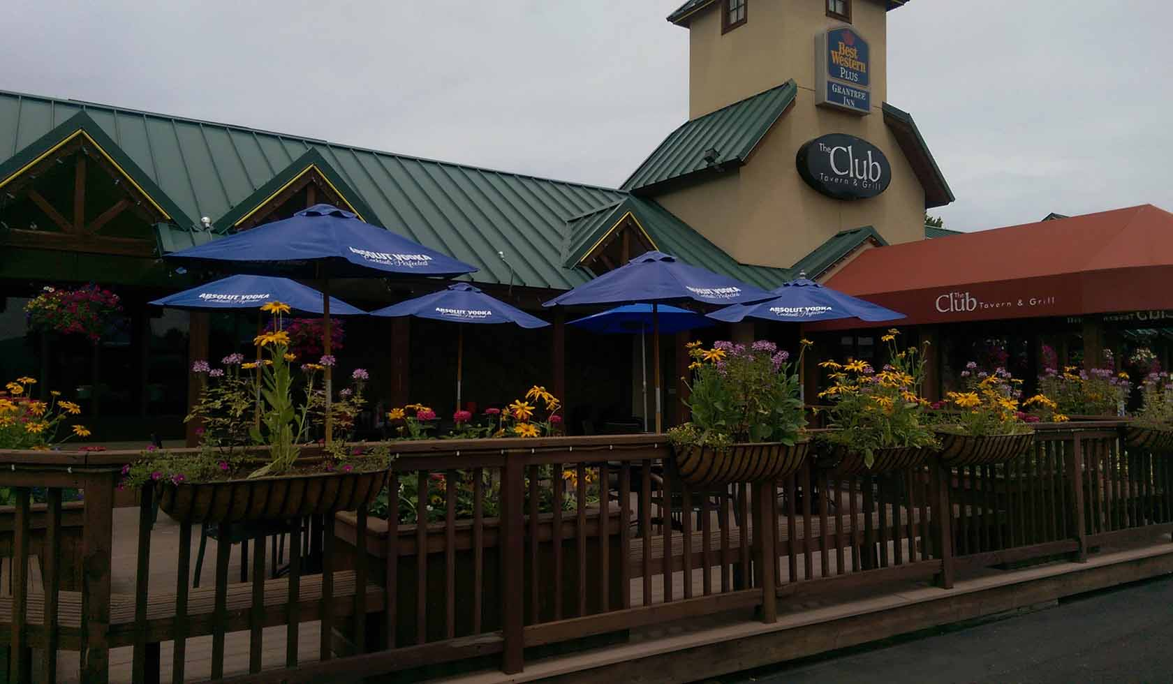 The Club Tavern and Grill profile image