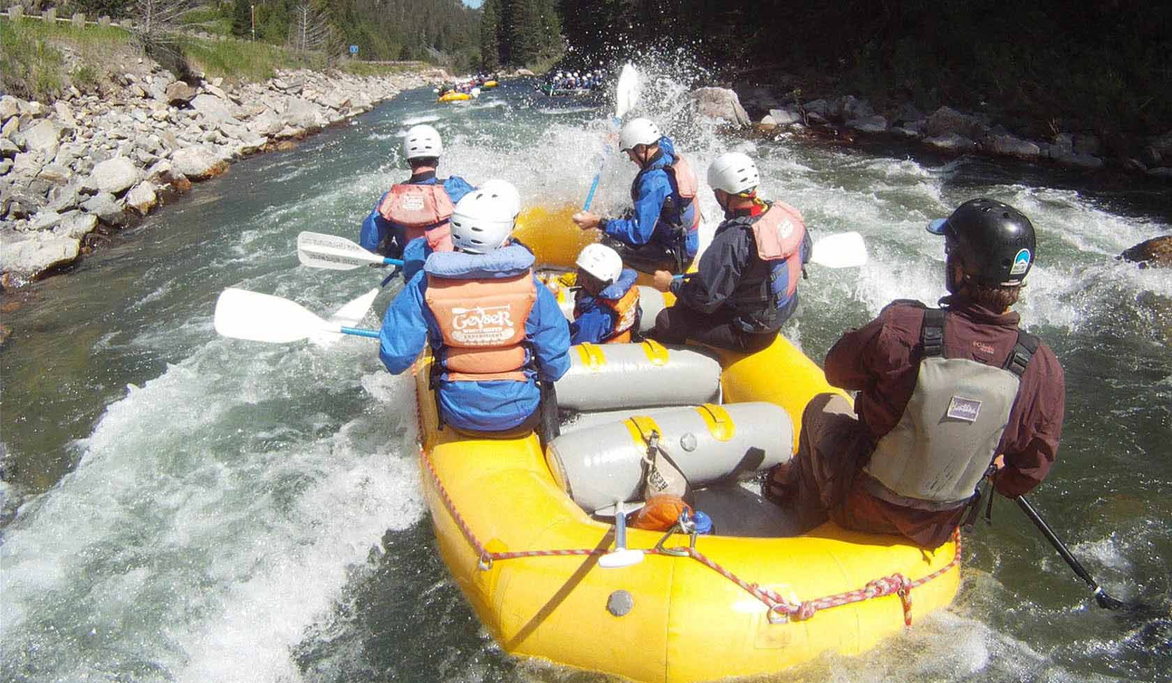 Geyser Whitewater Expeditions profile image
