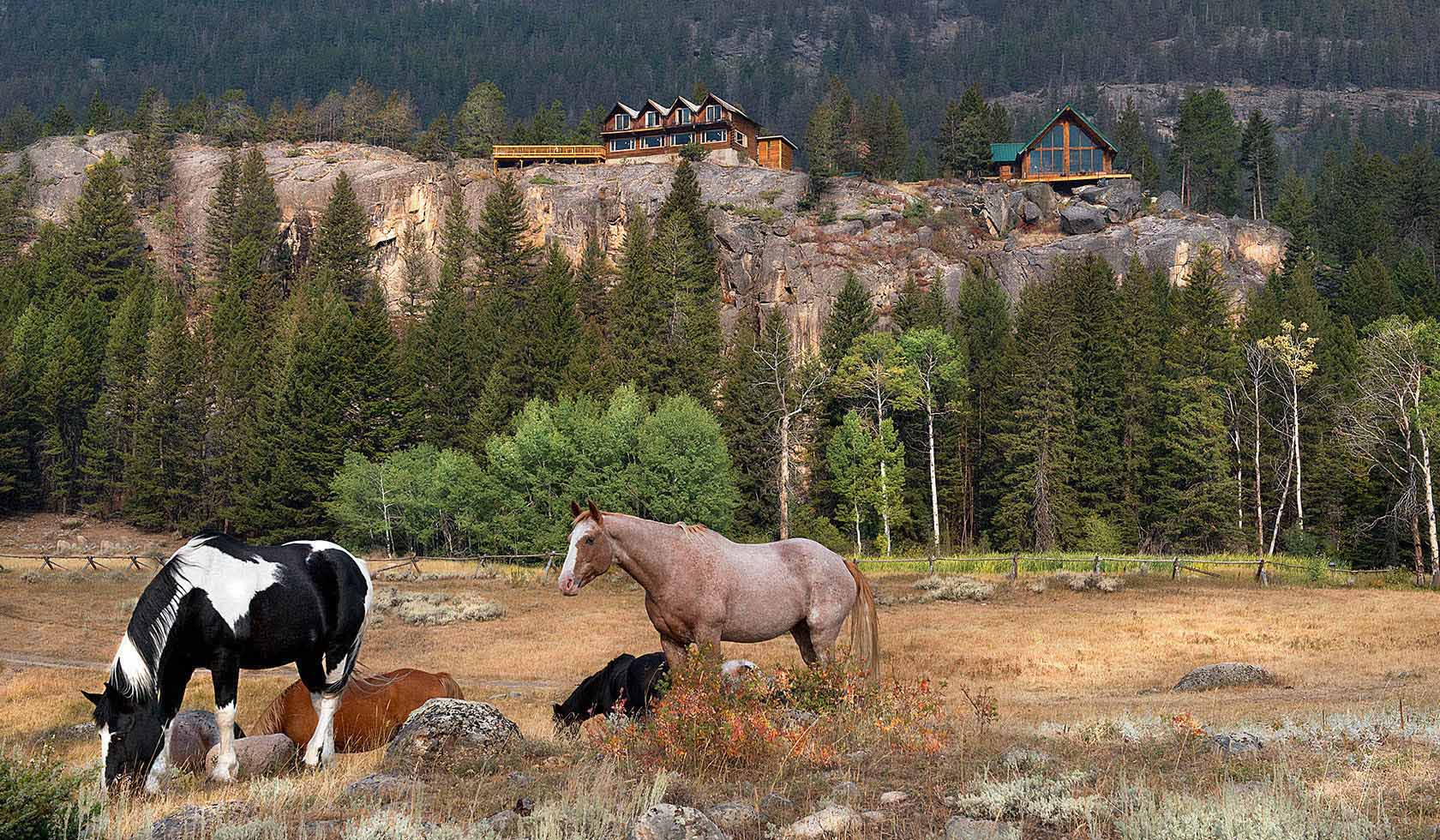 Hawley Mountain Guest Ranch profile image