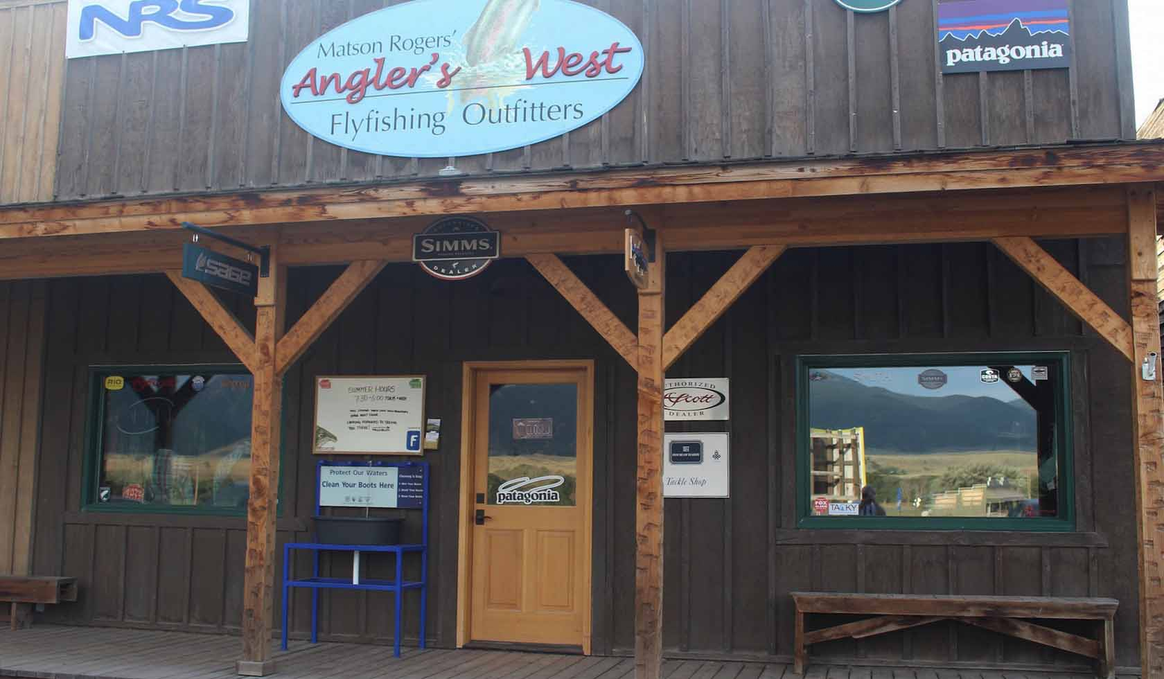 Angler's West Flyfishing Outfitters profile image