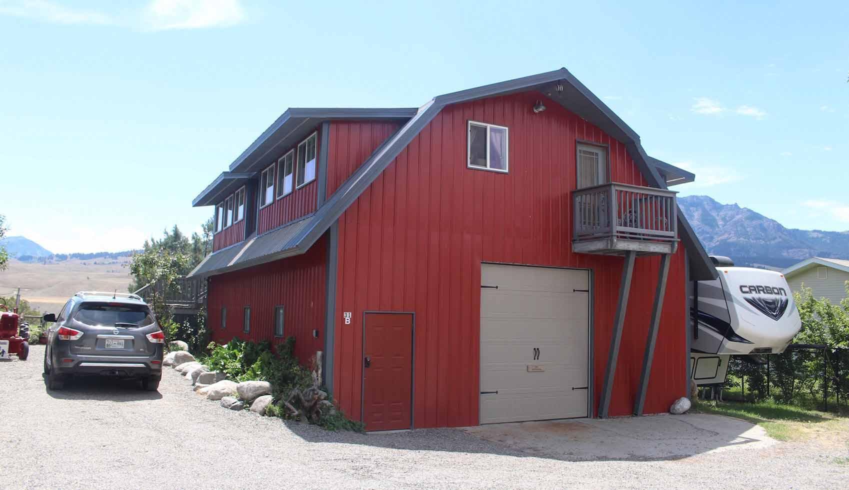 Barn on the Banks profile image