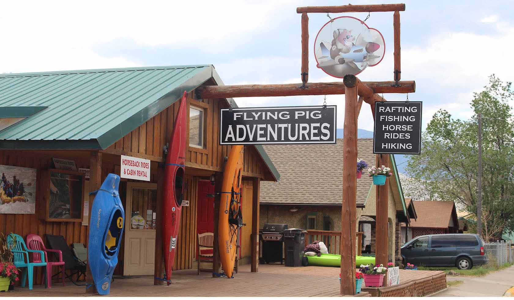 Flying Pig Adventure Company profile image