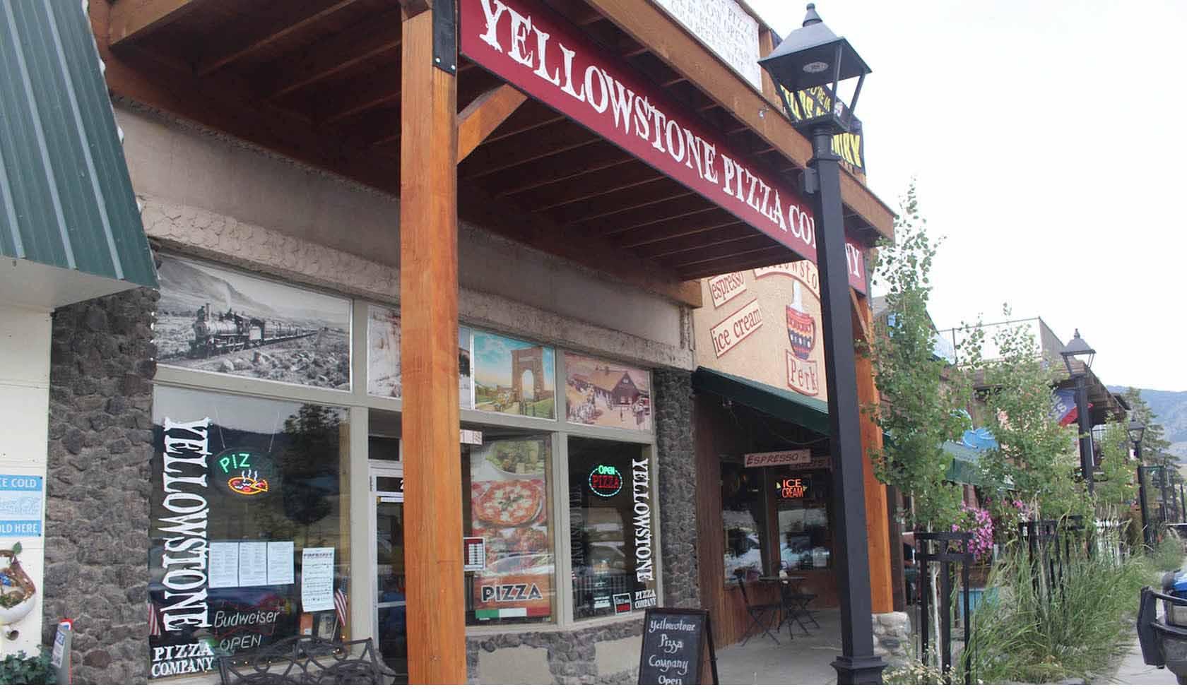 Yellowstone Pizza Company profile image