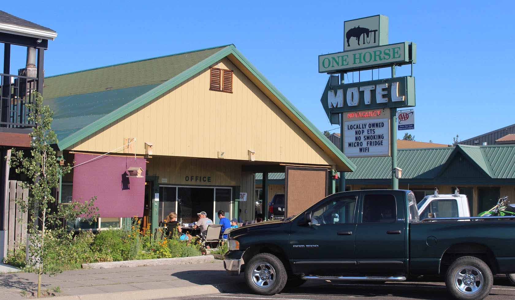 One Horse Motel profile image