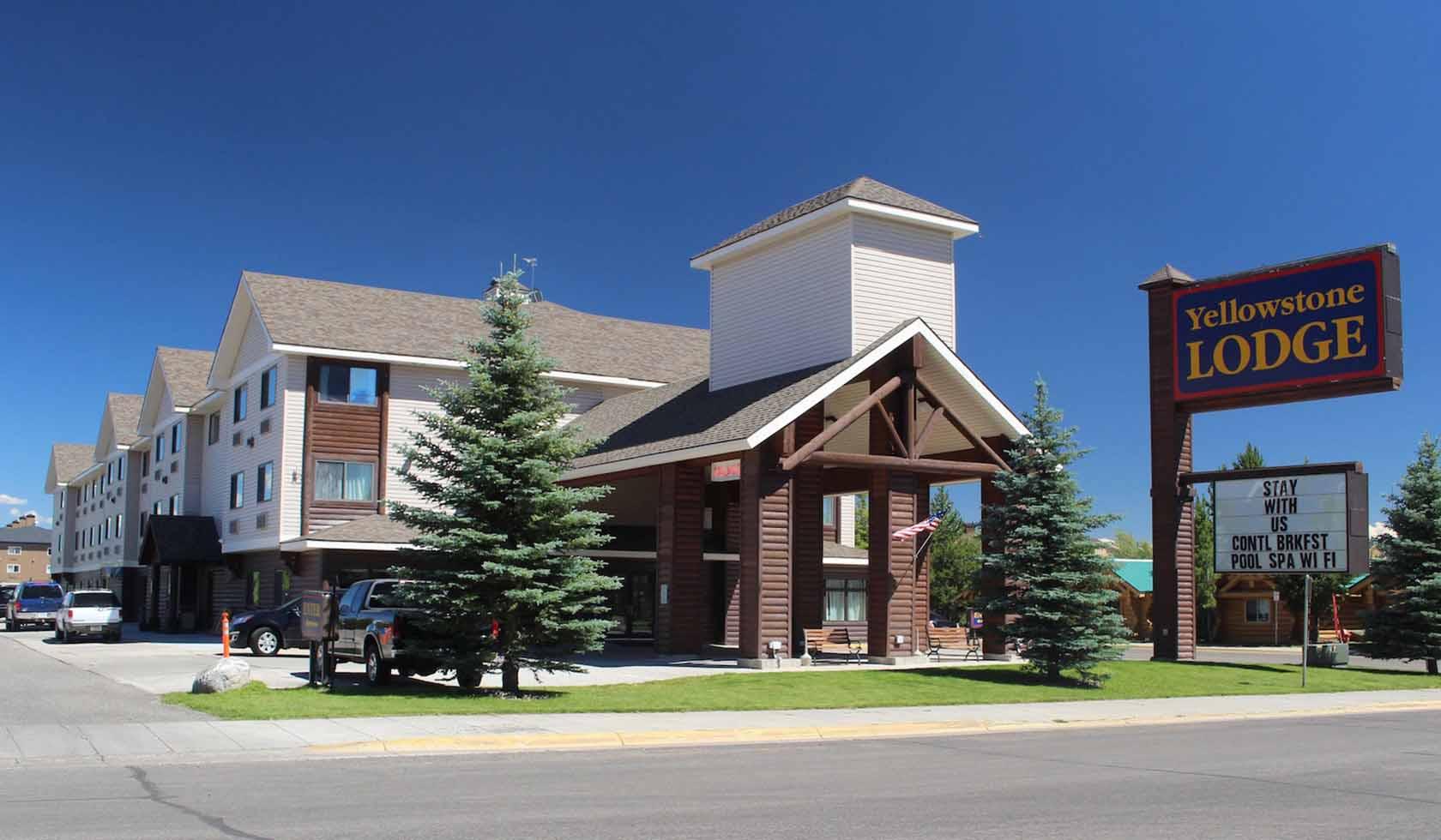 Yellowstone Lodge profile image