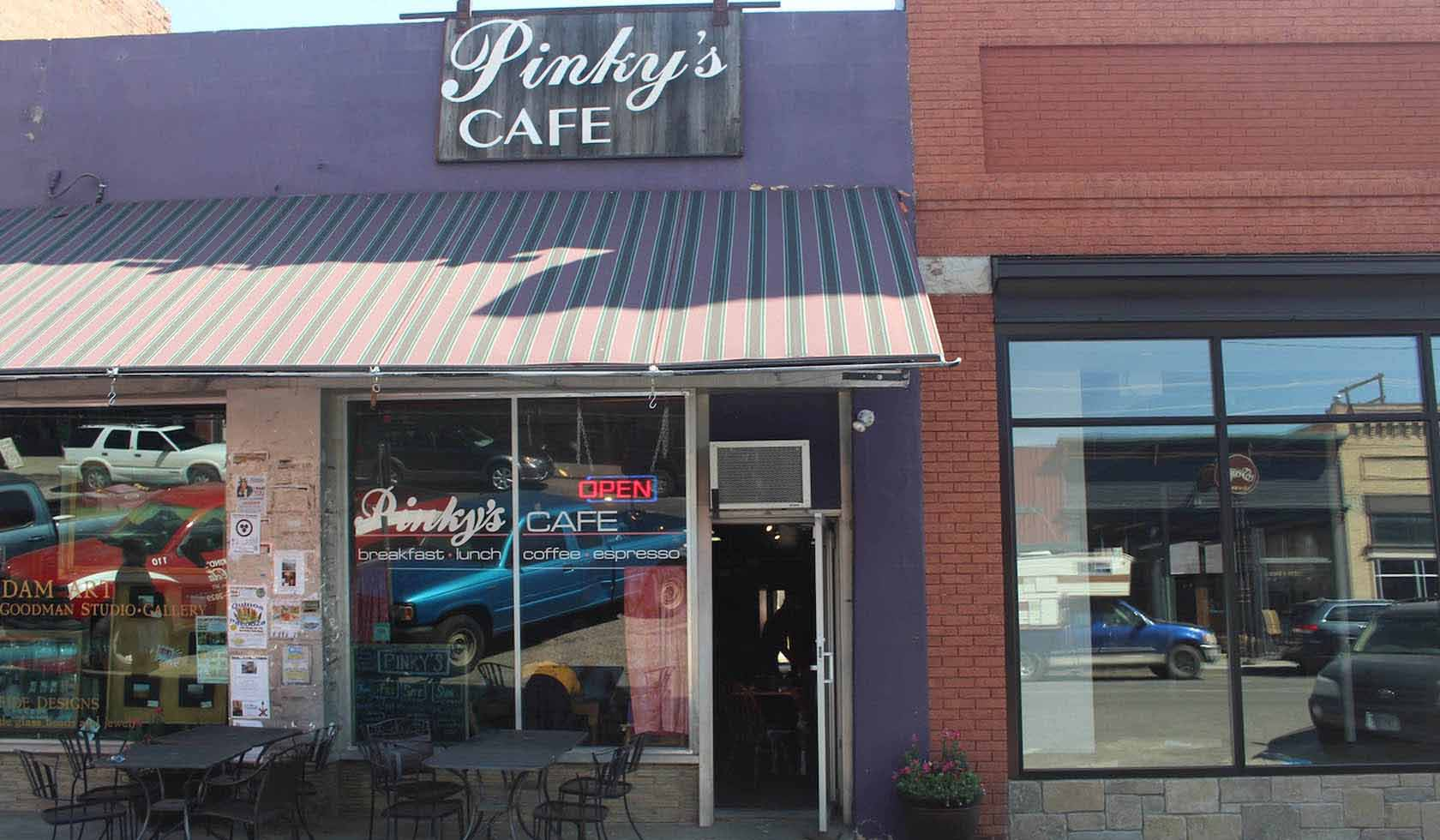 Pinky's Cafe profile image