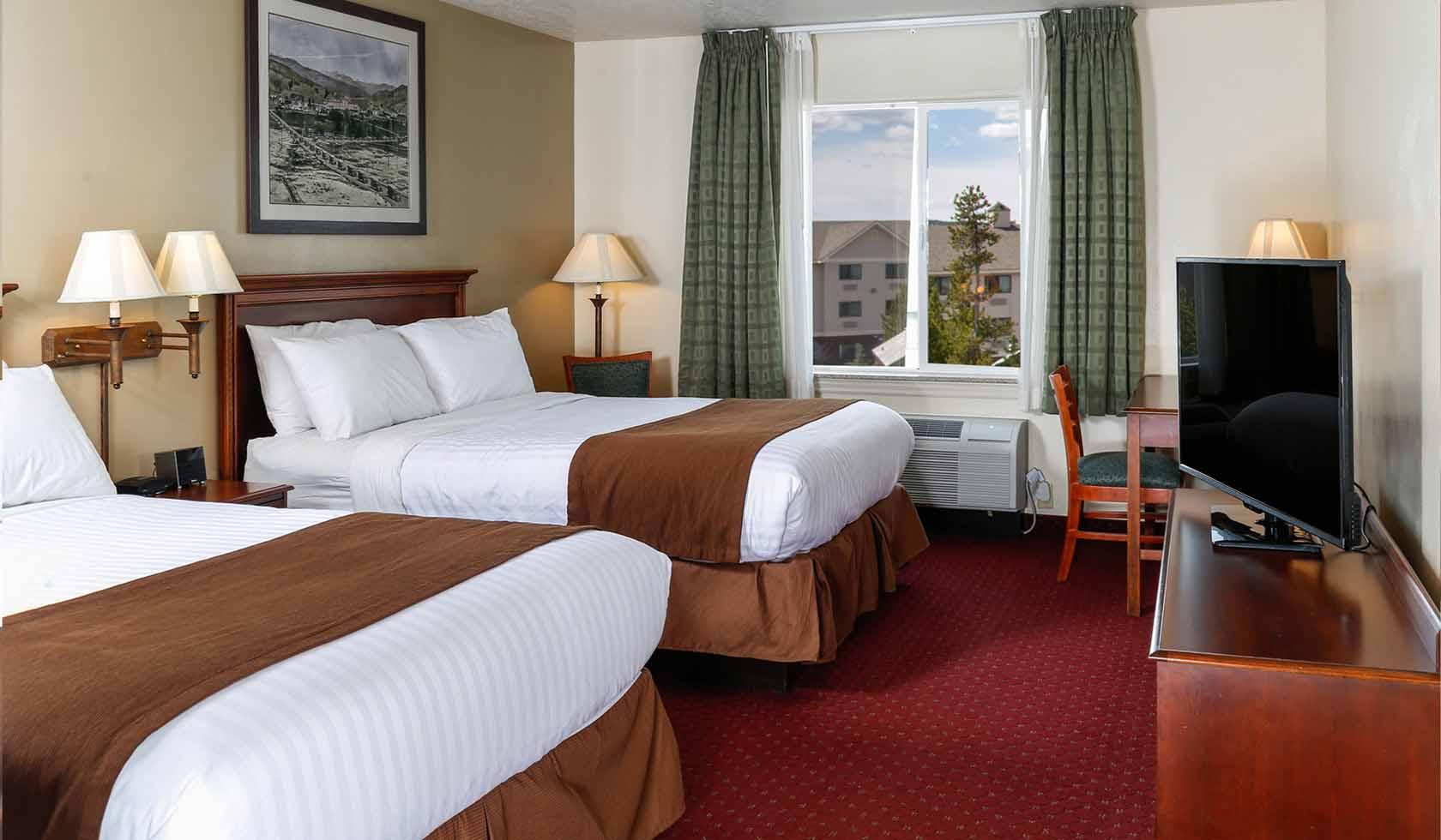 Yellowstone Park Hotel profile image