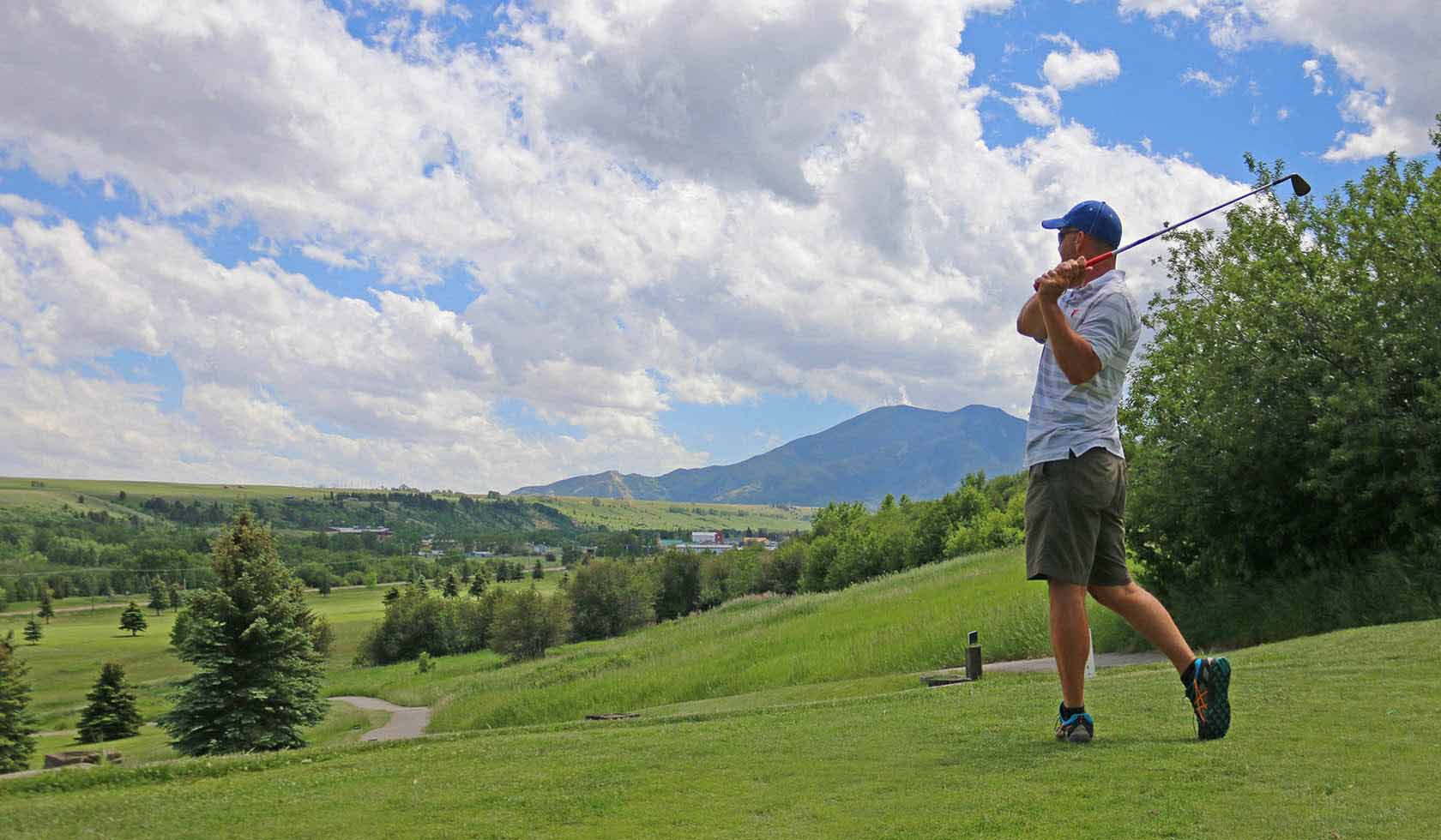 Red Lodge Mountain Golf Course profile image
