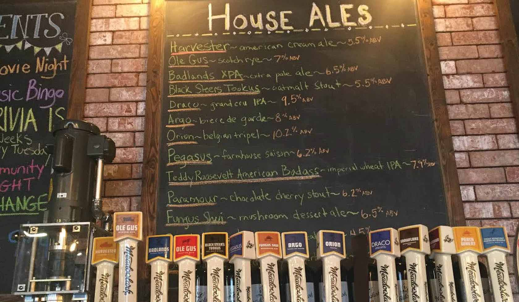 Meadowlark Brewing & Public House | Missouri River Country