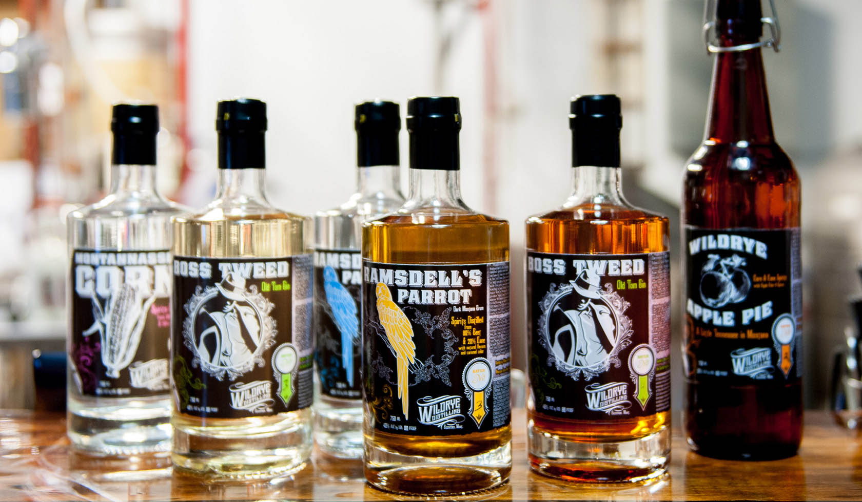 Wildrye Distilling profile image
