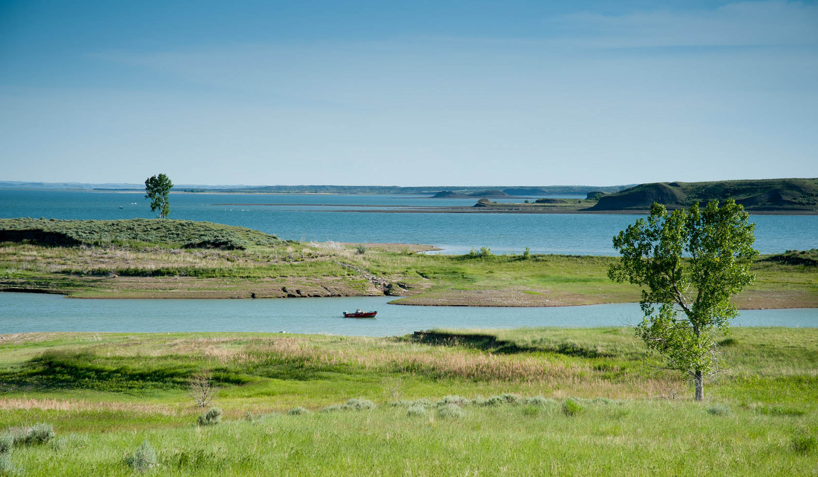 Fort Peck Lake Reservoir and Recreation Area
