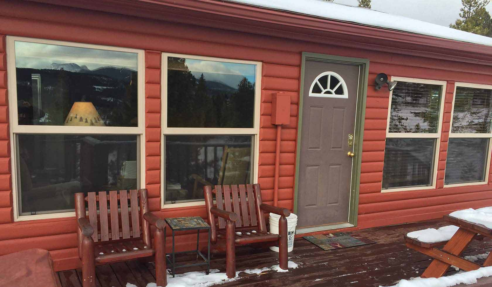 Whispering Pines Guest Cabin profile image