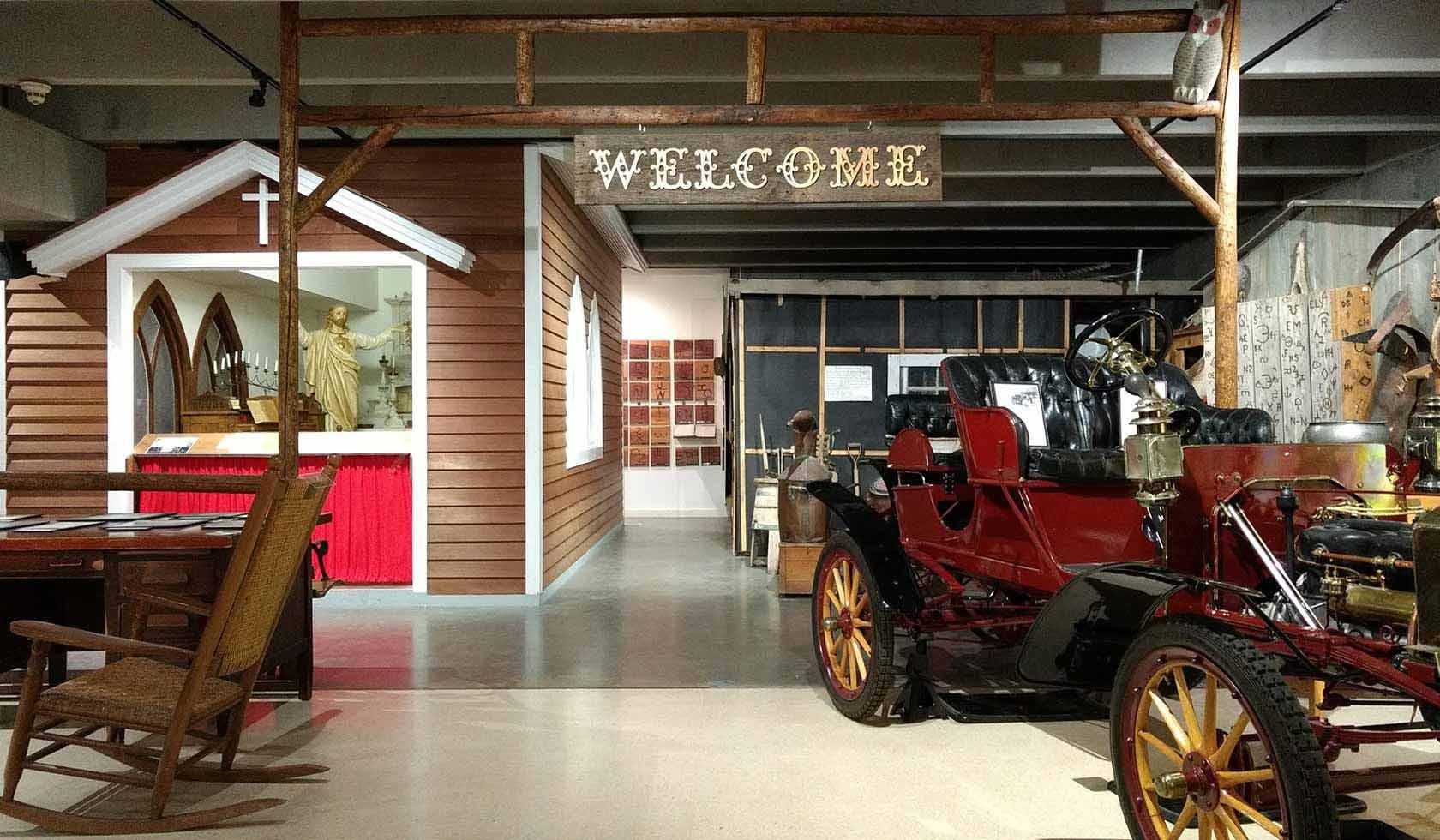 MonDak Heritage Center | Missouri River Country
