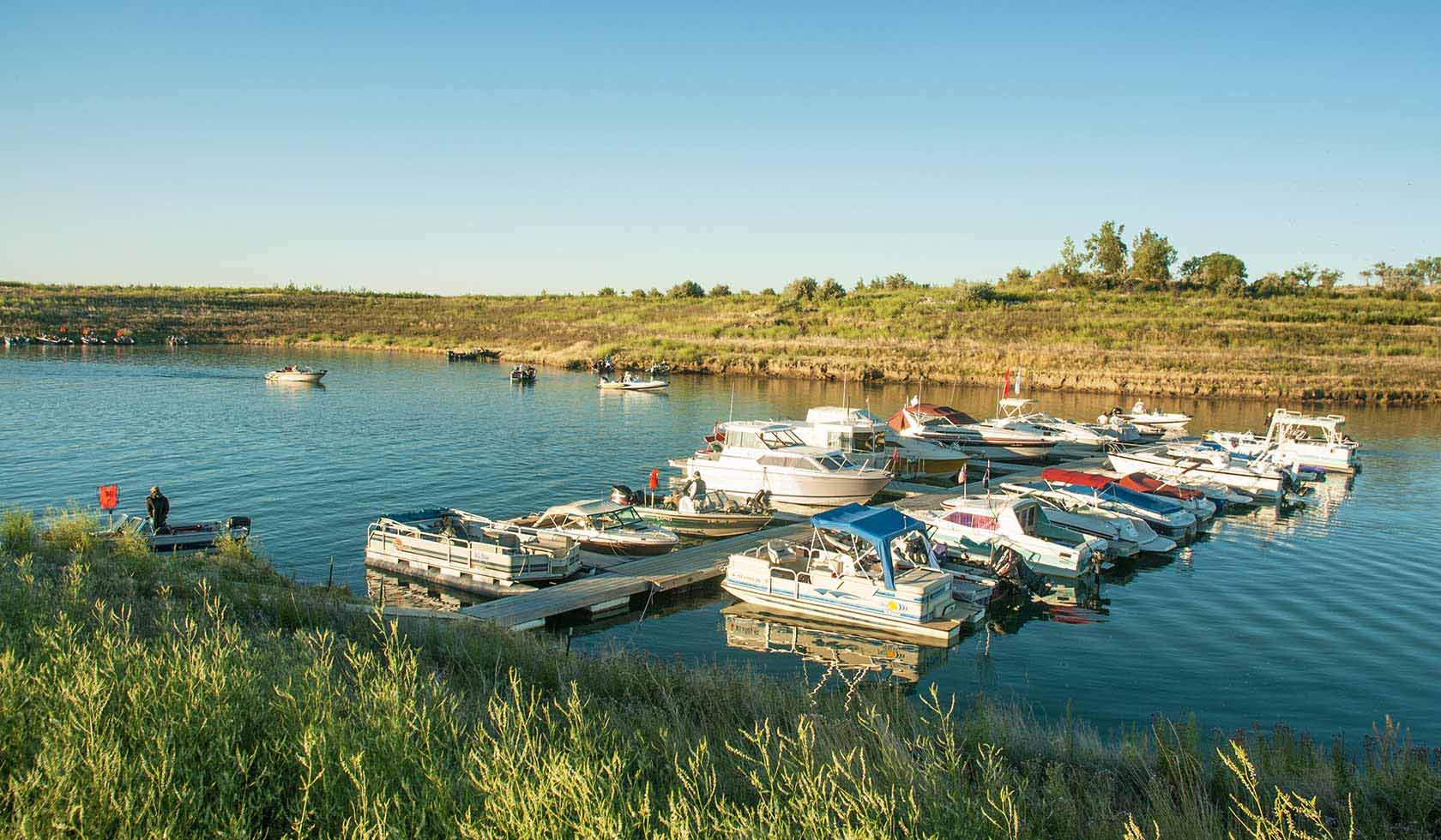 Rock Creek Marina | Missouri River Country
