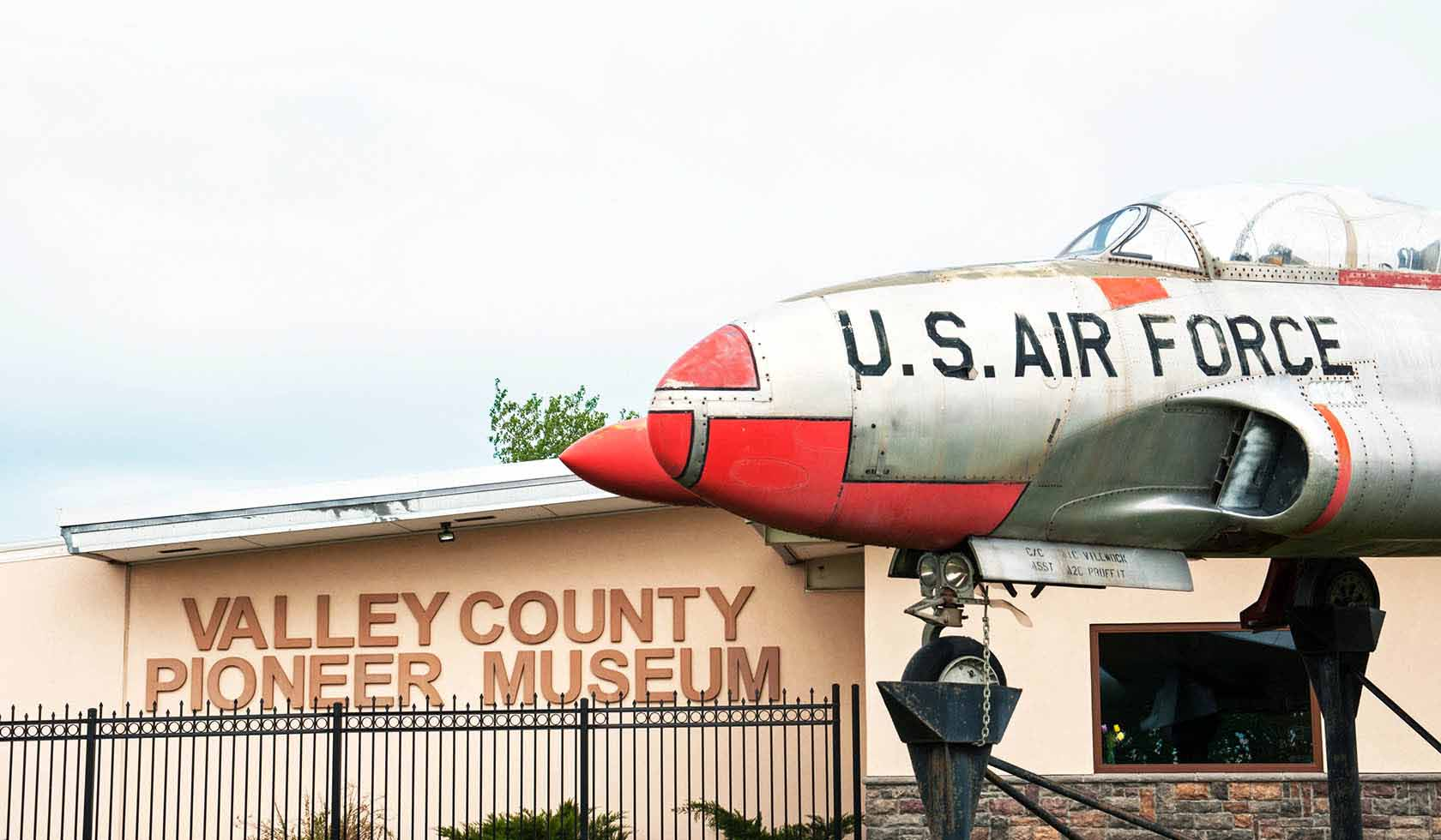 Valley County Pioneer Museum | Missouri River Country