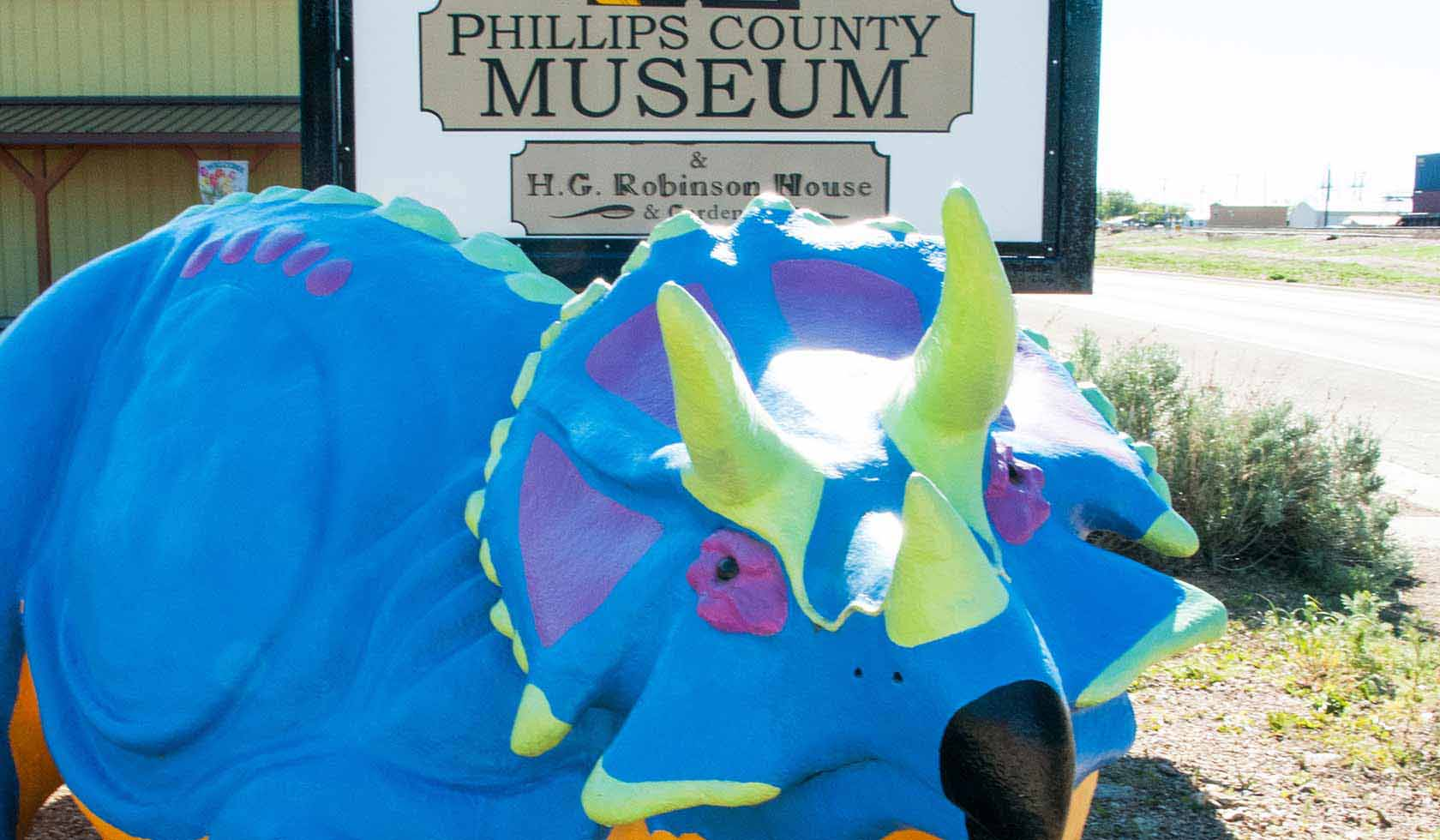 Great Plains Dinosaur Museum and Field Station | Missouri River Country