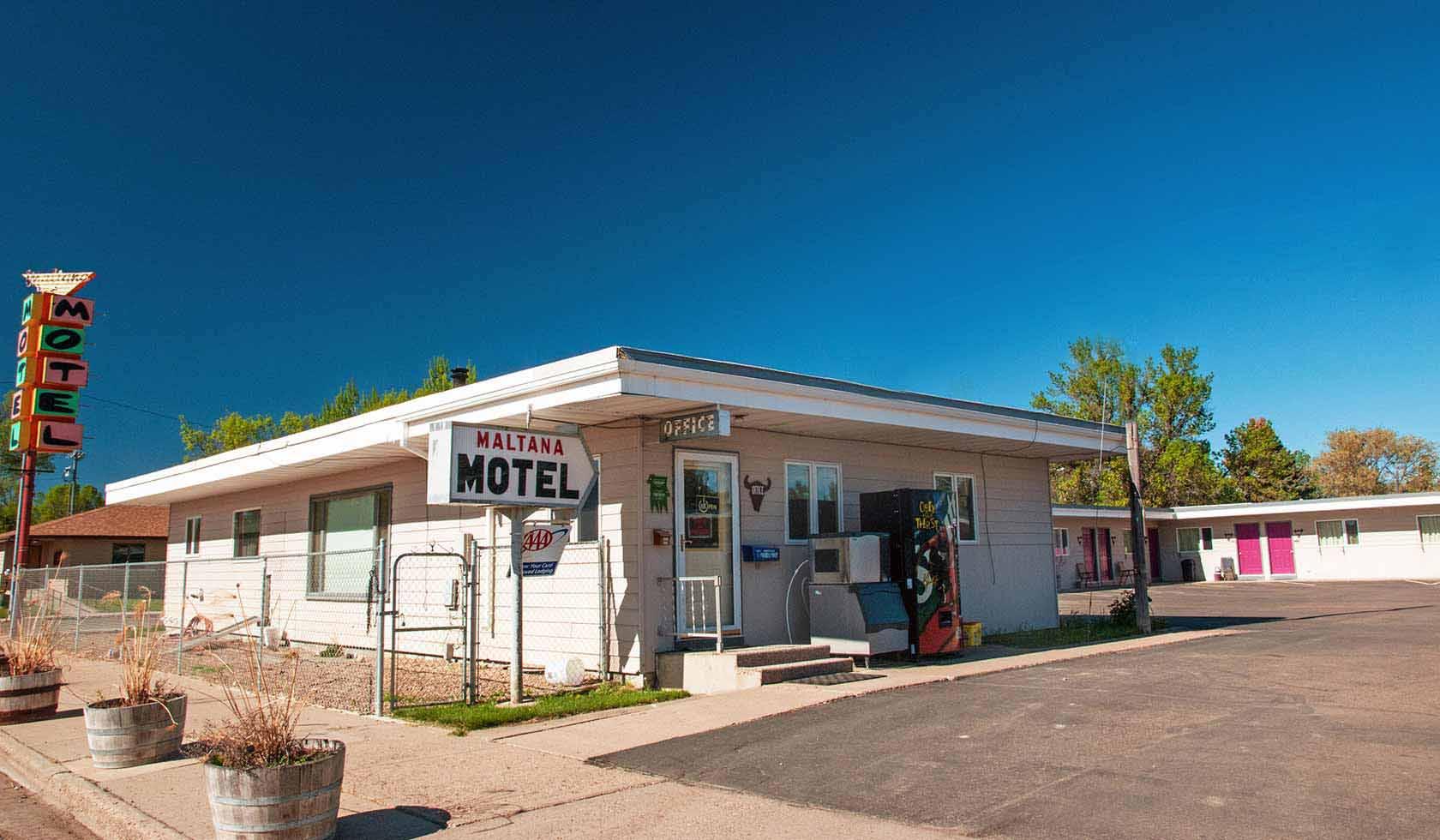 Maltana Motel | Missouri River Country