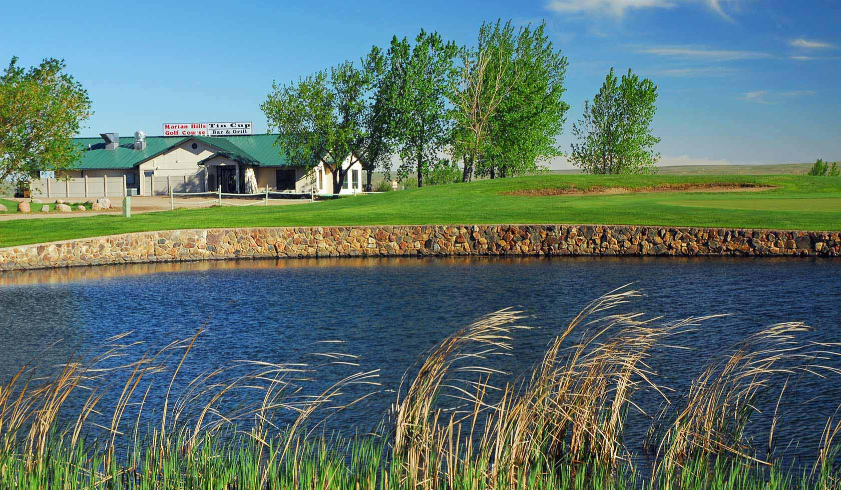 Marian Hills Country Club | Missouri River Country