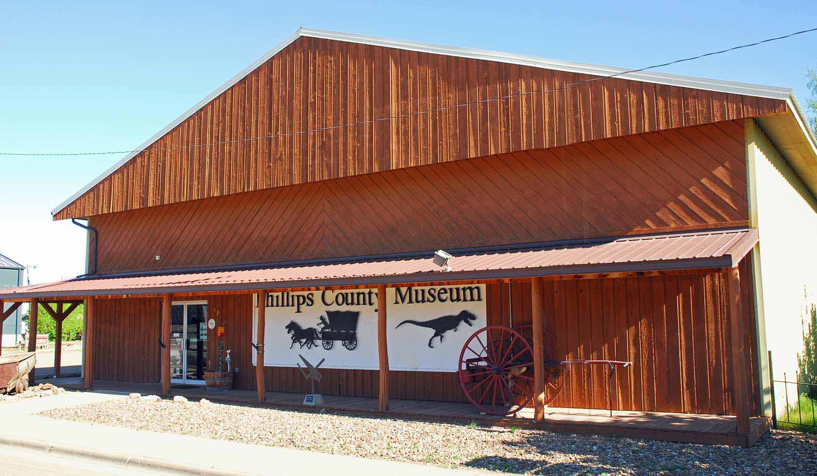 Phillips County Museum and H.G. Robinson House | Missouri River Country