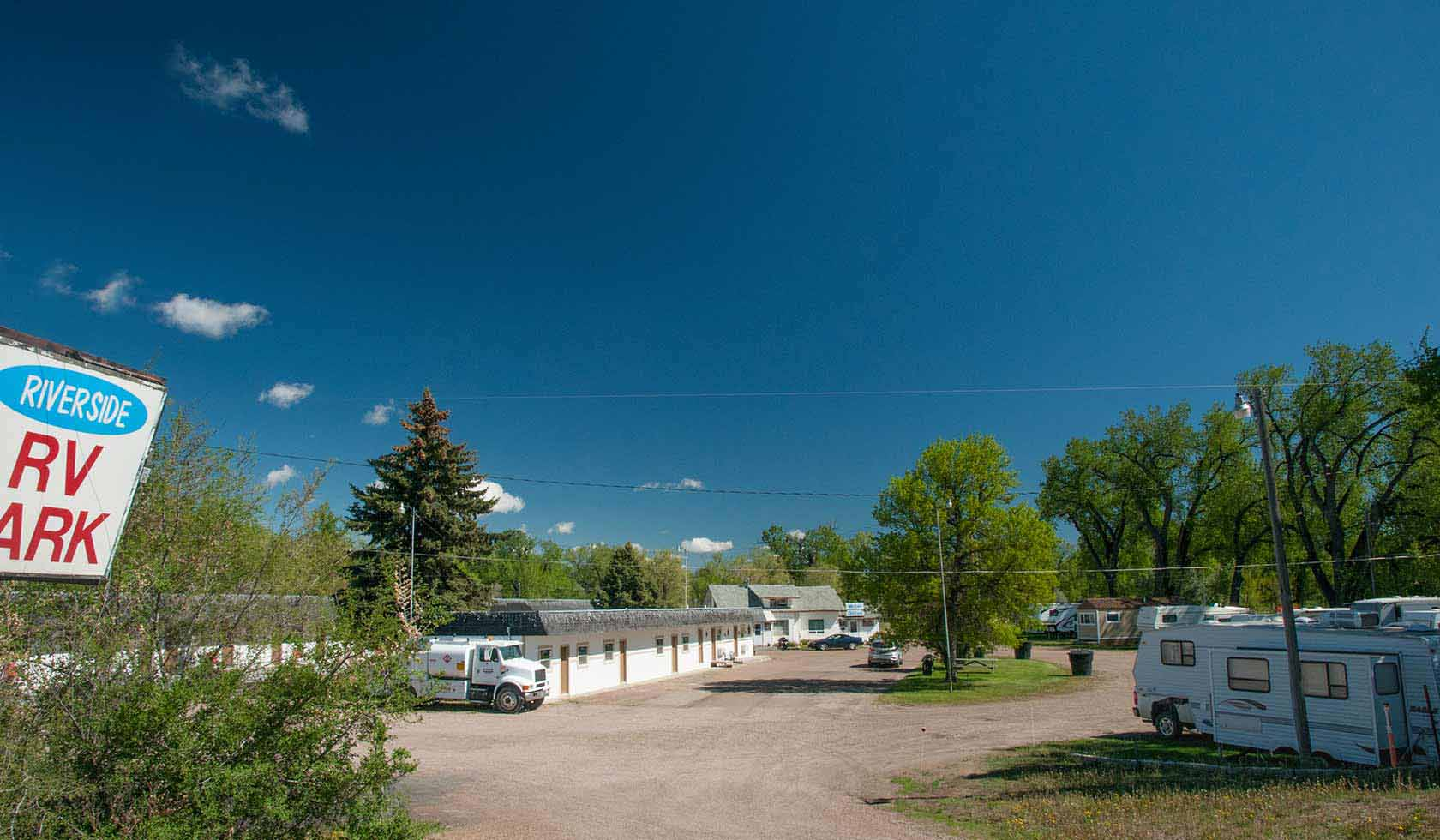 Riverside Motel and RV Court | Missouri River Country