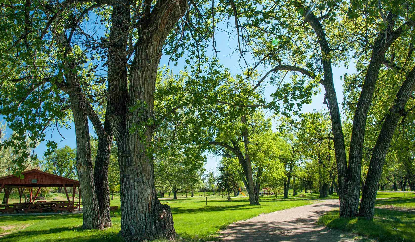 Trafton Park | Missouri River Country