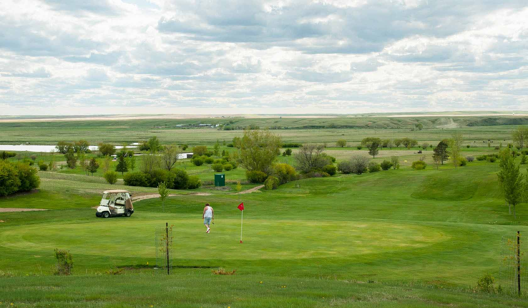 Scobey Golf Course | Missouri River Country