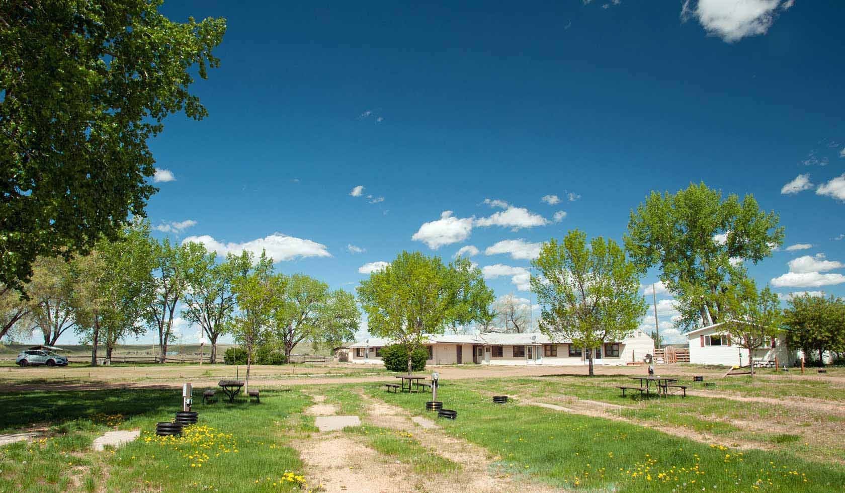 Homestead RV Park   Missouri River Country