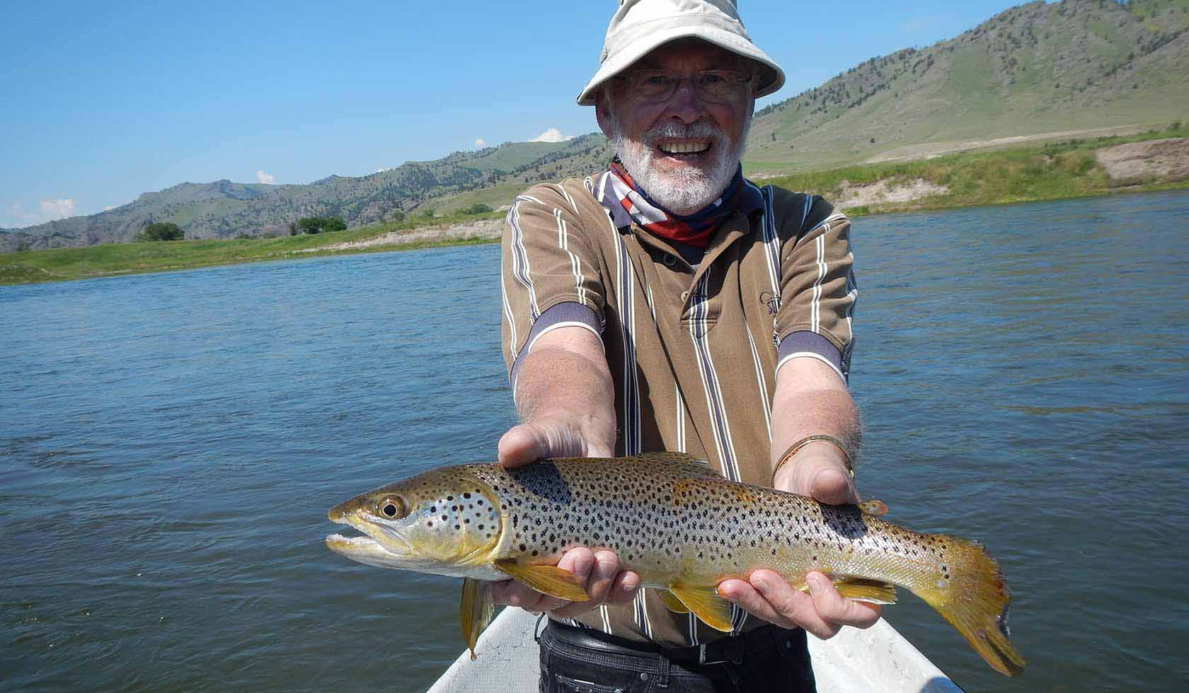 Mike Niles Outfitting | Missouri River Country