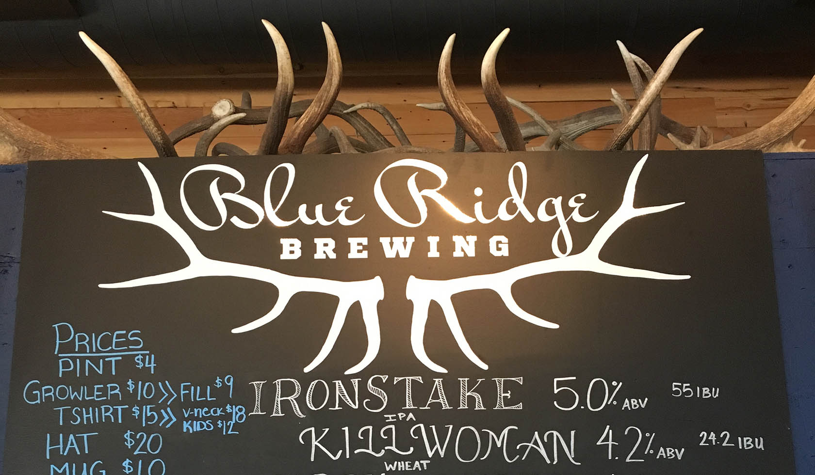 Blue Ridge Brewing | Missouri River Country