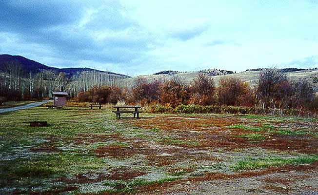 Eagle Creek Campground profile image