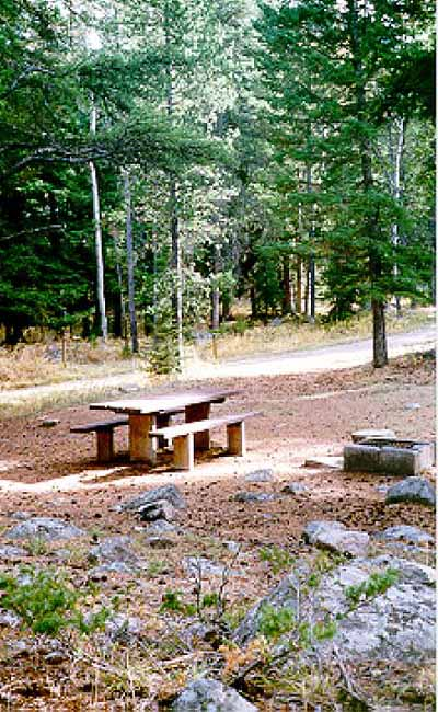 Hells Canyon Campground profile image