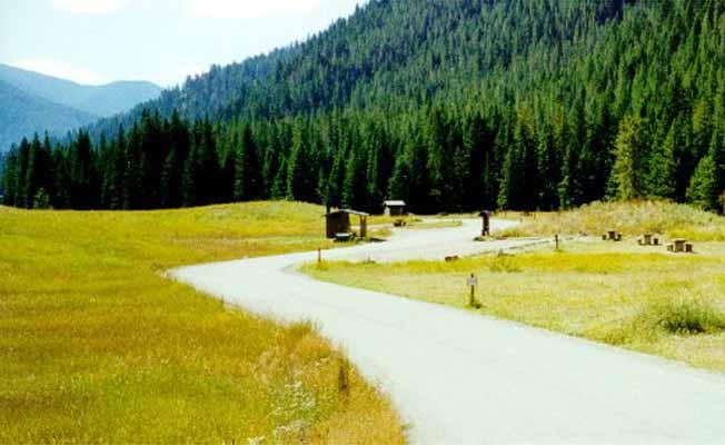 Moose Creek Flat Campground profile image